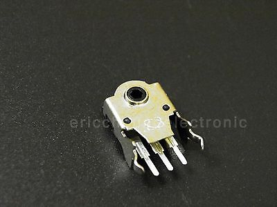 10pcs 9mm Mouse Encoder Repair Parts Scrolling Switch New