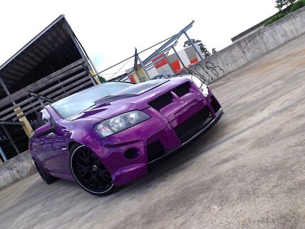 2007 Holden Commodore Ute sv6 ve 6 speed manual, hsv vy vz ss Waterford Logan Area Preview
