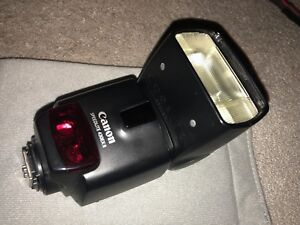 Canon Speedlite 430 EX II DSLR External Camera Flash