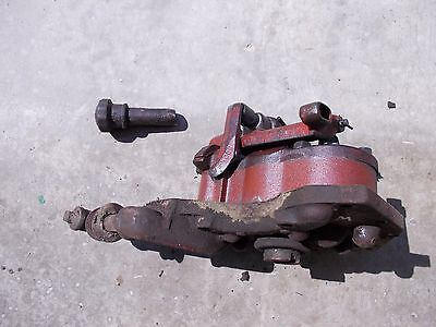 Farmall M Early Sm Tractor Ih Hydraulic Belly Pump W Bottom Cover Plate Tube