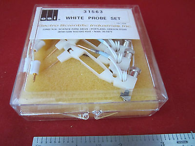 Electro Scientific Industries Esi White Probe Set Semiconductor Wire Bond Bin4