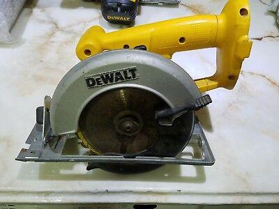 Dewalt Dw939 18v 6.5 Inch Cordless Circular Saw Tool Only