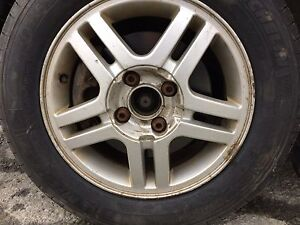 Wanted - Centres for Ford Focus rims