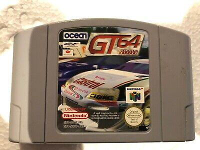 GT 64 CHAMPIONSHIP EDITION - NINTENDO 64 - N64