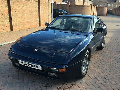 1983 Porsche 944 2.5 Lux