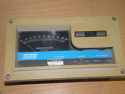Thornton Megohm Cm Resistance Meter Type 222