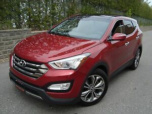 2013 Hyundai SANTAFE LIMITED AWD 2.0T