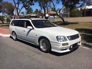 1998 Nissan Stagea C34 RWD Manual Port Adelaide Port Adelaide Area Preview