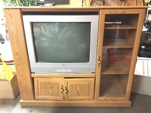 Tv unit and tv