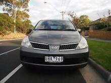 2006 Nissan Tiida Hatchback with RWC + REG + 1 YEAR WARRANTY Coburg Moreland Area Preview