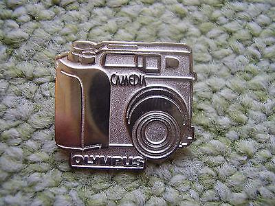 Pin Olympus Camedia Digitalkamera Fotokamera Kamera CAMEDIA silberfarben Olympus Pins