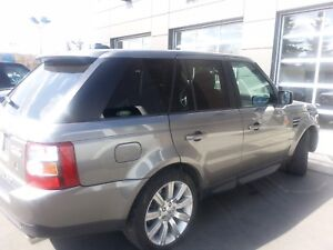 2008 Range Rover Super Charge