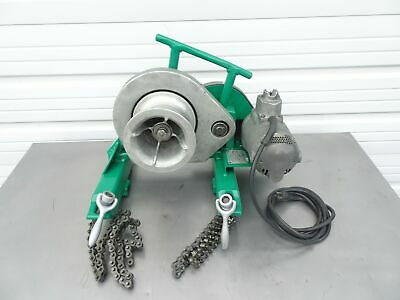Greenlee 640 Tugger Puller Chains 4000 Lbs Capacity