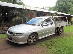 2004 Holden Commodore Ute McMinns Lagoon Litchfield Area Preview