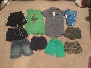 Boys 3-6 month lot