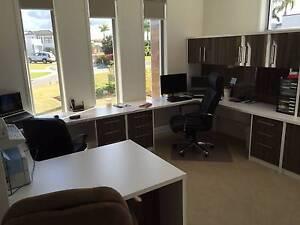bespoke office desks. bespoke office furniture set from aspire design desks