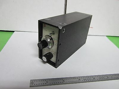 Endevco Charge Amplifier 2721b 15v -15v For High Temperature Accelerometer Lob
