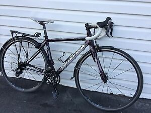 Women 2012 cannondale synapse, size 48, Shimano components