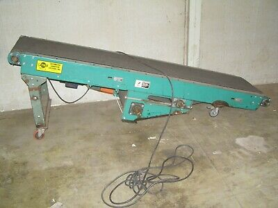 Inclined Portable Roller Conveyor