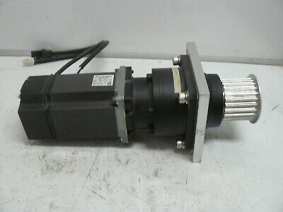 Mitsubishi Hc-mfs73g1k Ac Servo Motor 3000 Rpm Input 3ac 117v 5.2 A Output 750 W
