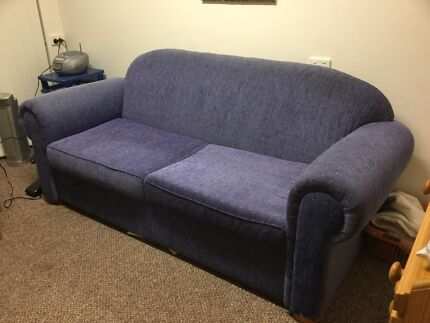 SOFA BED THREE SEATER Lane Cove Lane Cove Area Preview