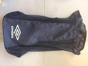 "Umbro ball bag - condition ""as new"" South Yarra Stonnington Area Preview"