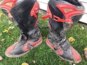 Botte motocross pointure 12us