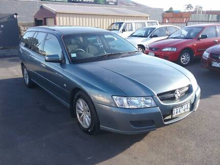 2005 Holden Commodore Wagon NEW TIMING CHAIN