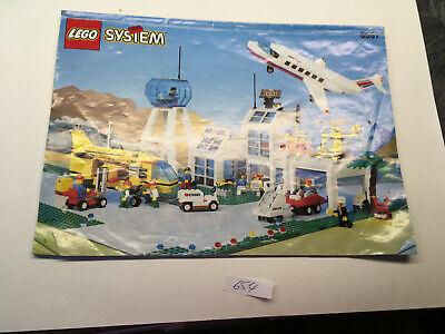 LEGO Bauanleitung  10219 only Instruction, no bricks Neu