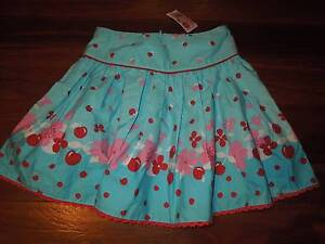 GIRLS PUMPKIN PATCH SKIRT, CHERRY BLOSSOM SIZE 4, NEW WITH TAGS Seville Grove Armadale Area Preview