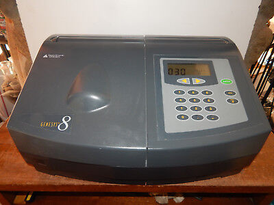 Spectronic Unicam Genesys 8 Spectrophotometer Thermo Genesys8 Wmini Sipper