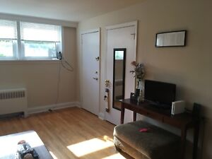1 bedroom available, in a spacious 2 bedroom apartment