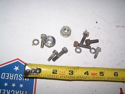 Stihl Chainsaw Concrete Saw Ts 350 Bolts And Nuts