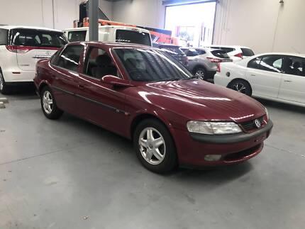 1999 Holden Vectra CD Sedan
