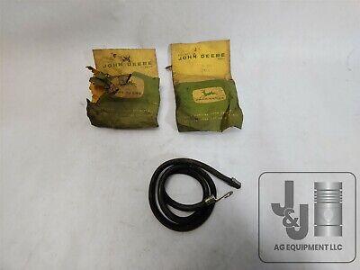 Genuine John Deere Spark Plug Wire Al2923t L La Li Lu 11a 12a