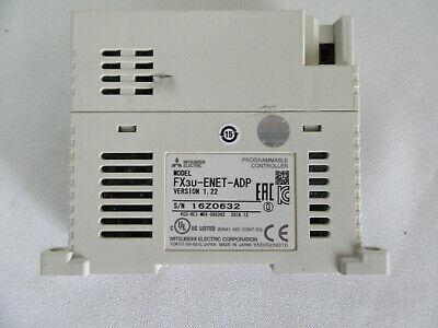 Mitsubishi Programmable Controller Fx3u-enet-adp Fx3uenetadp