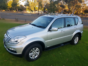 Ssangyong Rexton (4×4) Gawler East Gawler Area Preview