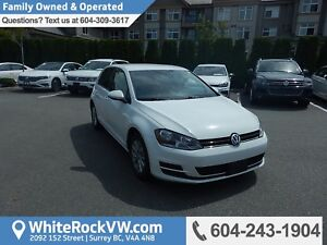 2015 Volkswagen Golf 1.8 TSI Trendline BC Driven, No Accident...