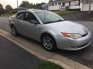 2004 Saturn ion new two-year inspection