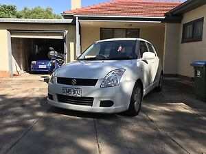 2006 swift 5 speed manual Croydon Park Port Adelaide Area Preview