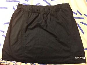 Gilbert women's netball skirt 12/14 - worn once Stafford Brisbane North West Preview