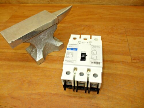 Automation Direct G3P-025 Industrial Circuit Breaker 25A Eaton Cutler G3P 22k