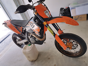KTM530EXC-R with sm and dirt Ipswich Ipswich City Preview