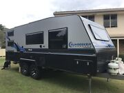Sunseeker Triple Bunk Off Road Caravan Goonellabah Lismore Area Preview