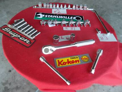 SNAP ON STAHLWILLE @KOKEN TOOLS NEW@USED Glenore Grove Lockyer Valley Preview