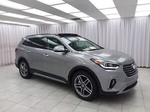 2018 Hyundai Santa Fe LIMITED AWD 7PASS SUV w/ BLUETOOTH, HEATED