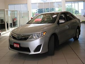 2014 Toyota Camry LE RCAM