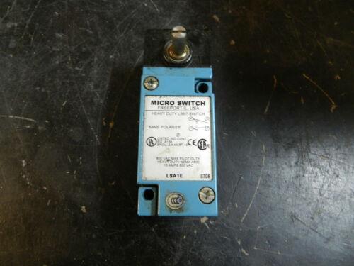 #65b MICRO SWITCH LSA1E 600vax 10amp a600 Free Shipping