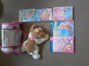 Collection of Barbie stuff asking $ 25.00