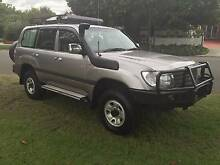 2004 Toyota 4.2ltr TD LandCruiser Wagon Kingsley Joondalup Area Preview